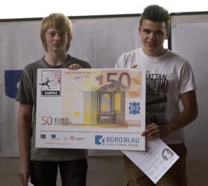 YWP Wettbewerb 3.Platz