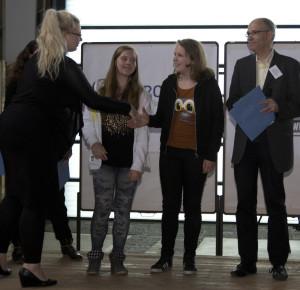 YWP Wettbewerb Besondere Ehrung mit Jury