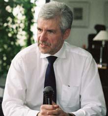 Der Brandenburger Bildungsminister im Interview